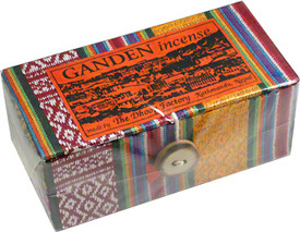 The Dhoop Factory Ganden Incense