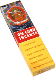 Doma Herbal Om Guru Incense