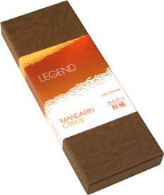 Kikujudo Legend - Mandarin Citrus Incense