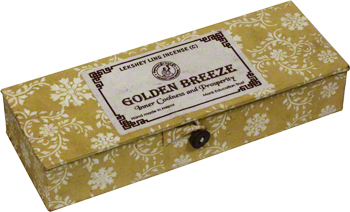 Lekshey Ling Golden Breeze Incense