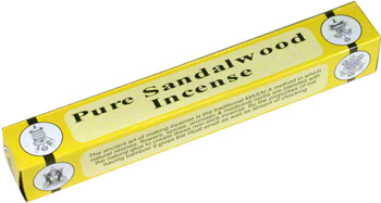 Pure Sandalwood Incense