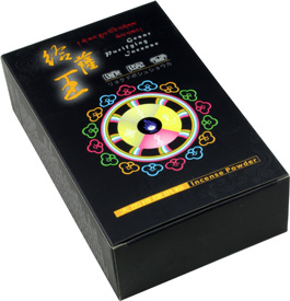 Gesar Purifying Incense Powder